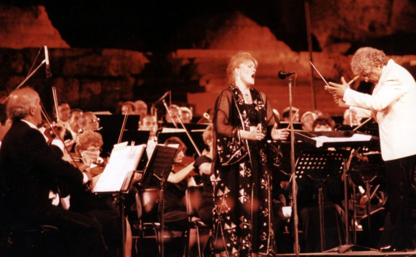 June Anderson and the Armenian Philharmonic Orchestra