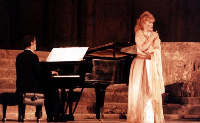 Recital  June Anderson