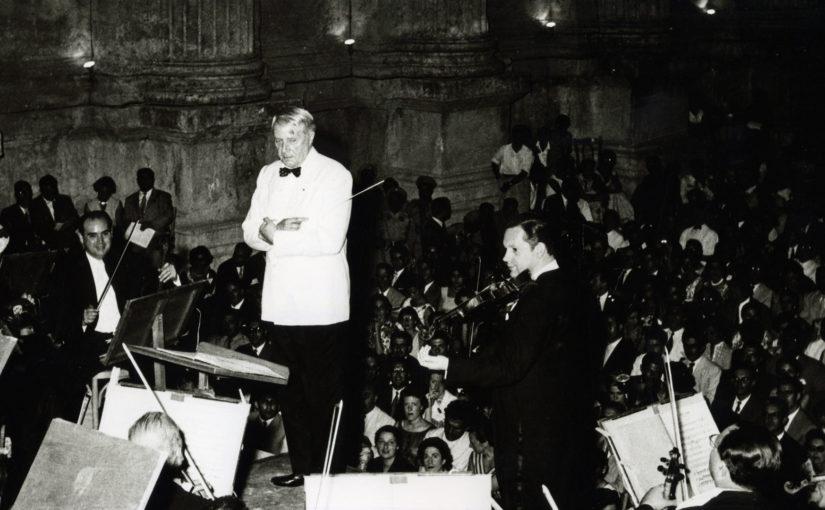 Orchestra Santa Cecilia – Roma Academy