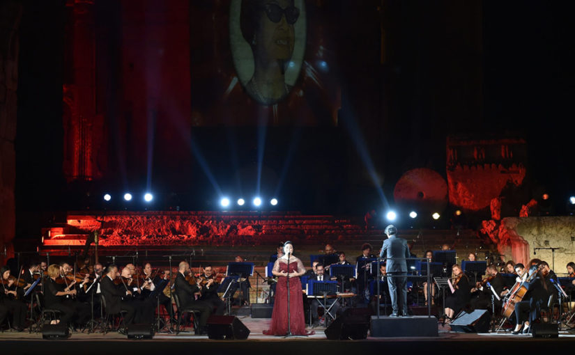 Baalbeck International Festival | <span style=