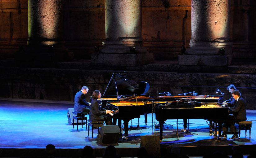The Gershwin Piano Quartet
