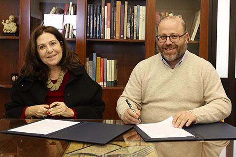 Baalbek International Festival and Holy Spirit University Agreement